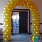 оформление шарами День рождения (взрослый) Брест