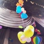 оформление шарами выпускнова Бресте